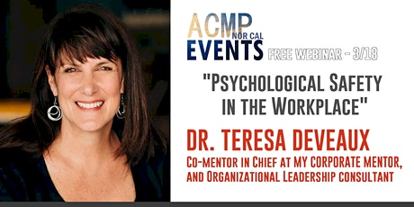 FREE CHANGE MANAGEMENT WEBINAR - Dr. Teresa Deveaux tickets