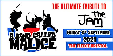 A Band Called Malice tickets