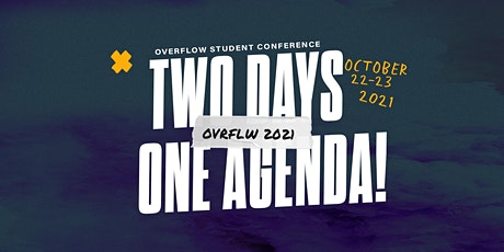 Overflow Conference 2021 tickets