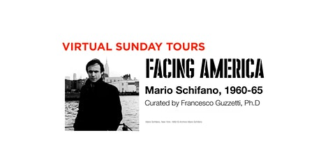 APRIL  SUNDAY •• virtual •• Fellow-Guided Tours tickets