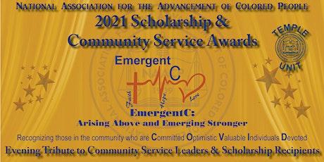 NAACP Scholarship and Awards Program tickets