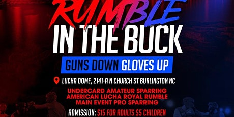 Rumble In The Buck tickets