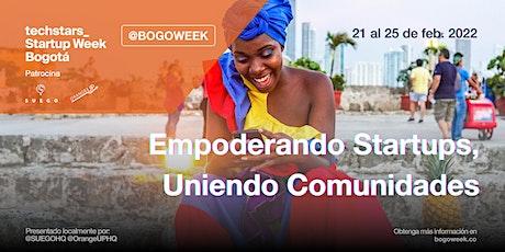Techstars Startup Week Bogotá  2022 entradas