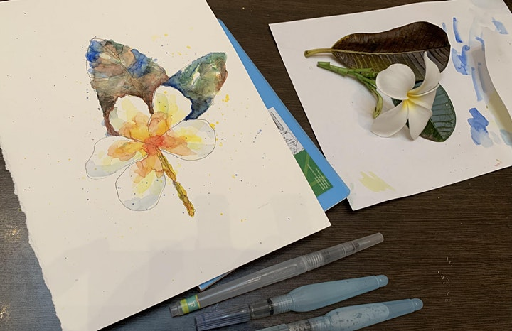 INTRODUCTION TO WATERCOLOUR image