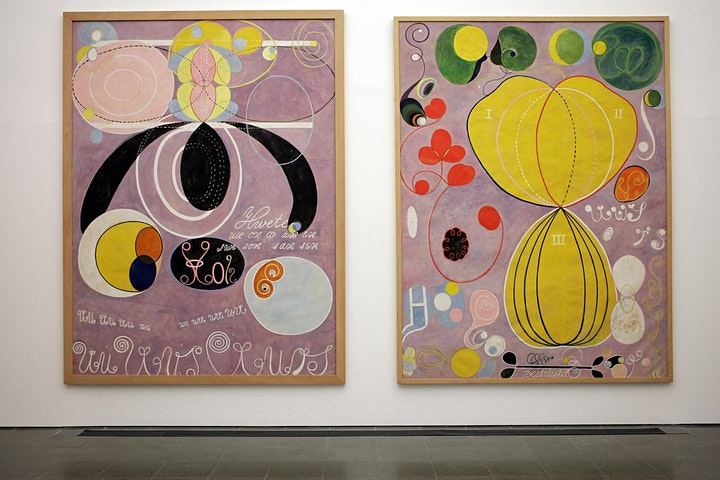 A FEMINISTS GUIDE TO BOTANY PART 3: HILMA AF KLINT & ABSTRACTION image