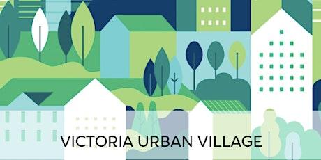Who Is Victoria Urban Village? tickets