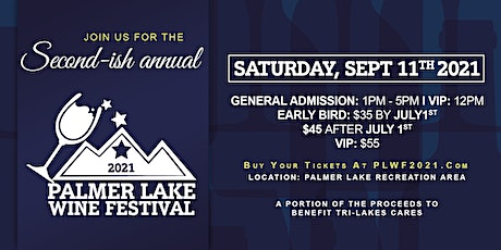 Palmer Lake Wine Festival tickets