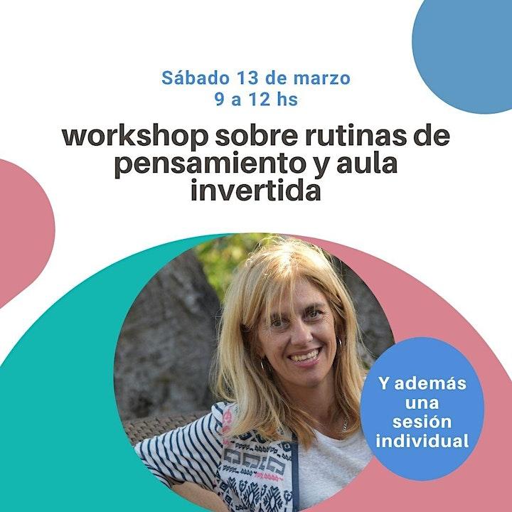 Imagen de Workshop: Rutinas de Pensamiento y aula invertida.