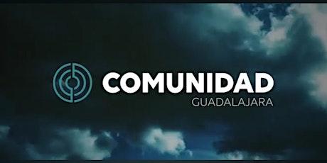 Iglesia Comunidad Guadalajara entradas