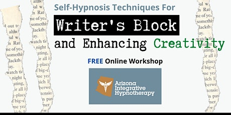 Self-Hypnosis Techniques for Writer's Block tickets