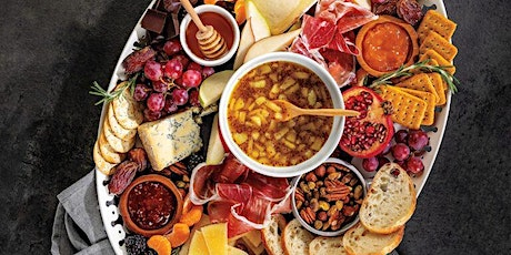 Sip, Support & Create!  Charcuterie Board Making Class and Wine Tasting tickets