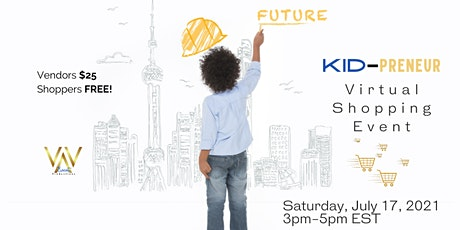 KID-prenuer Virtual Shopping & Networking Event tickets