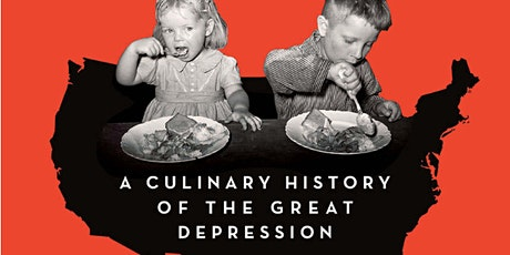 August Book Club: A Square Meal: A Culinary History of the Great Depression tickets
