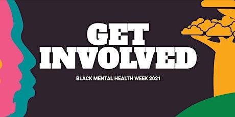 Démystifier Les Troubles De Santé Mentale Au Sein Des Communautés Noires billets