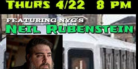 An Evening inside the mind of Neil Rubenstein tickets