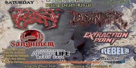 Rising Death Ritual tickets