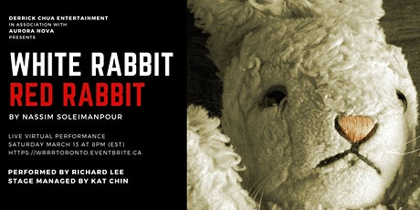WHITE RABBIT RED RABBIT (Toronto) tickets