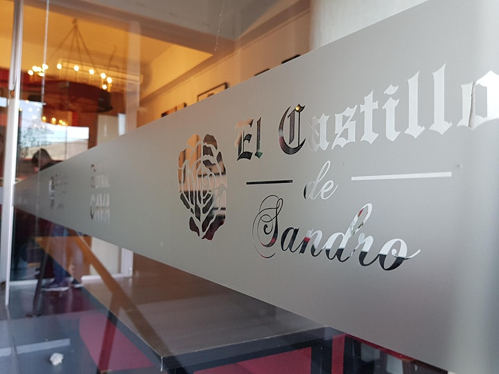 Imagen de SANDRO BRESSI EN EL CASTILLO DE SANDRO