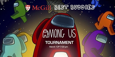 McGill Best Buddies: Among Us Tournament tickets