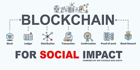 Blockchain for Social Impact (2 Seminar + 2 Workshop) biglietti