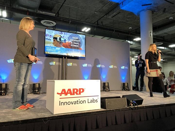 2021 CTA Foundation Pitch Competition image