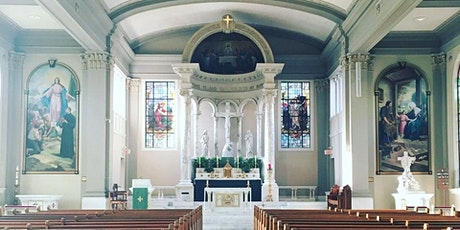 SJCNC Mass - March 7, 2021 - 9pm Sunday [NO RESERVATION NEEDED] tickets
