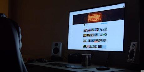 Film Editing Workshop - Art & Technique From Award Winning Filmmaker tickets