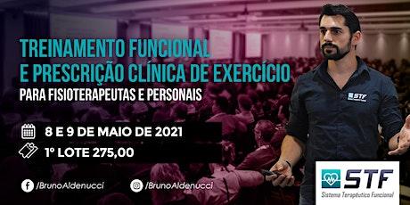 Treinamento Funcional e Prescrição Clínica de Exercício ingressos