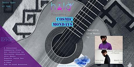 Cosmic Mondays!  Art & Live Music Event tickets