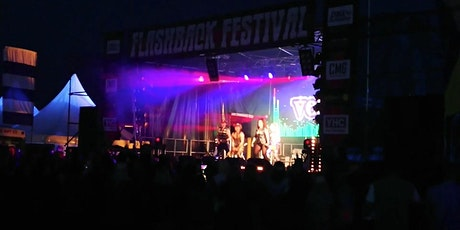 Flashback Festival 2021 tickets