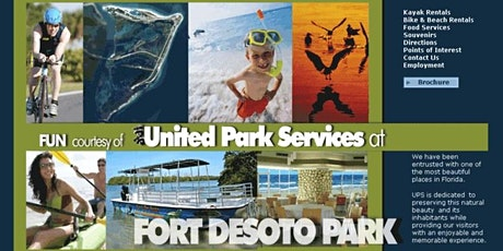 Copy of All Day Fort Desoto tickets