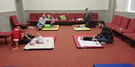 Just 4 dads St Chads baby group tickets