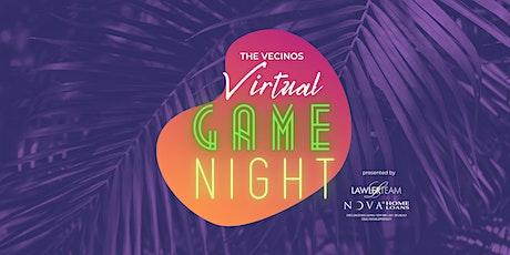 El Rio Vecinos Virtual Game Night tickets