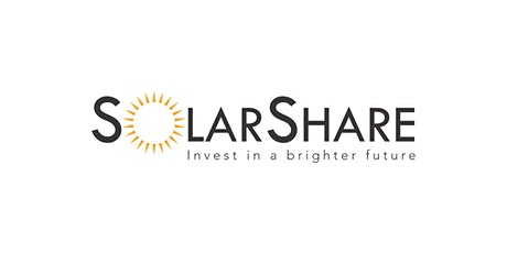 SolarShare Members Meeting tickets