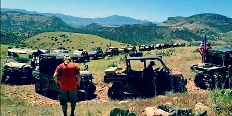 Patriot Pines Outdoors - Cactus to Pines 2021 UTV Ride - AJ to Forest Lakes tickets