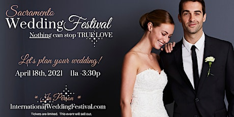 Sacramento Wedding Festival tickets