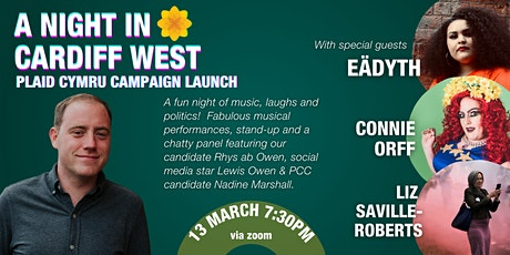 Cardiff West Campaign Launch tickets
