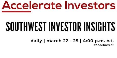 Southwest Investor Insights tickets