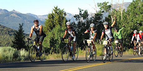 Death Ride® Tour of the California Alps - Virtual Tour tickets