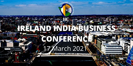 Ireland India Business Conference tickets
