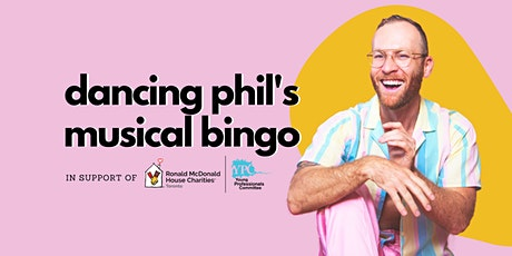 Dancing Phil's Musical Bingo in support of RMHC Toronto tickets