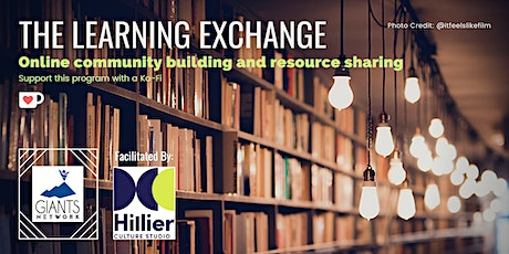 Learning Exchange: How Fitness Can Cultivate Resilience and Self-Worth tickets