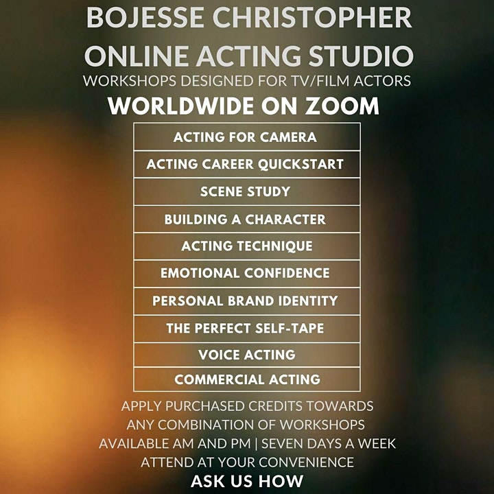 Personal Brand Identity (TV/Film): Your Innate Character Archetypes image