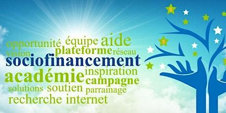 Lancement - Nouvelle plateforme de financement participatif au Québec billets