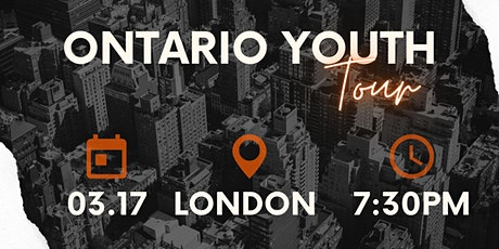 Ontario Youth Tour - London tickets