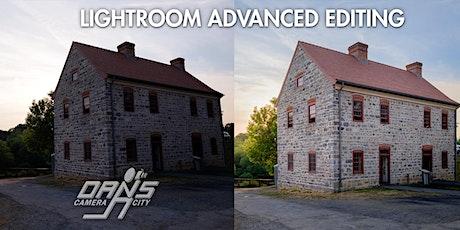 Lightroom Classic Advanced Editing tickets