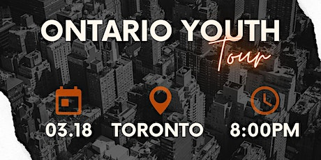 Ontario Youth Tour - Toronto tickets