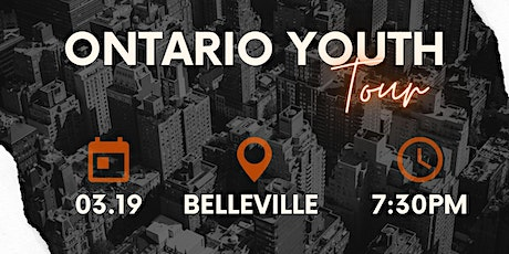 Ontario Youth Tour - Belleville tickets