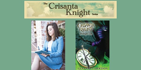 An Afternoon with Geanna Culbertson | The Crisanta Knight Series tickets