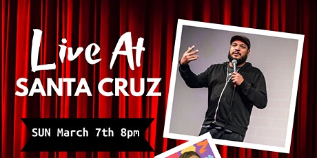 Live at Santa Cruz Comedy Showcase tickets